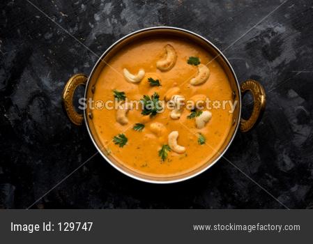 Cashew Curry / kaju masala