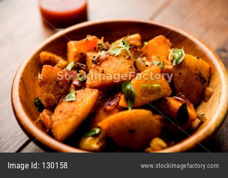 fried masala idli or Masala Idli fry is a popular indian Snack made using leftover idlies