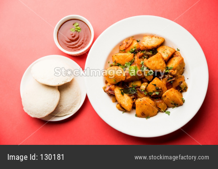 fried masala idli or Masala Idli fry is a popular indian Snack made using leftover idlies