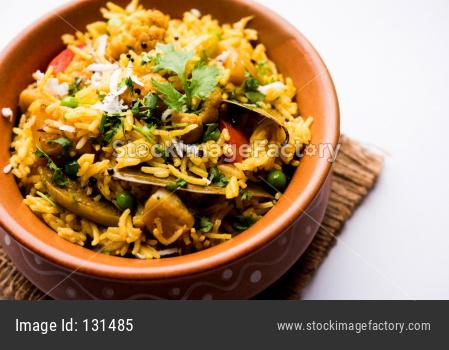 Masala Rice or masale bhat