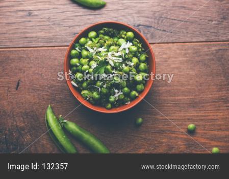 Green peas dry recipe / matar ki sookhi sabji