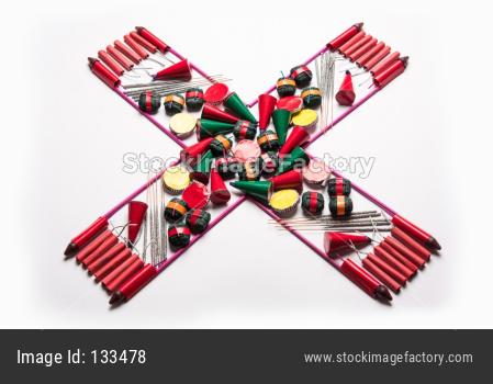 Crackers free diwali