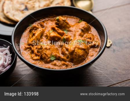 Butter chicken tikka masala / Murgh Makhani