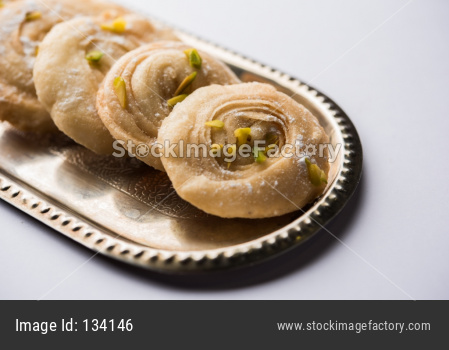 Chirote or Chiroti is a sweet dish from Karnataka and Maharashtra