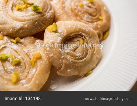 Chirote or Chiroti is a sweet dish from Karnataka and Maharashtra