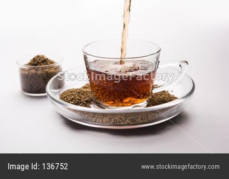 Ajwain Chai / carom seeds Tea