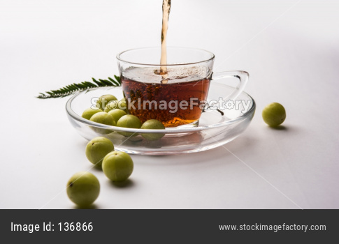 amla Tea or Avla Chai
