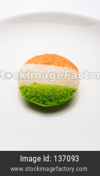Tiranga Idli or tricolour Idly