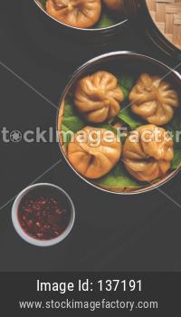 dumpling momos food