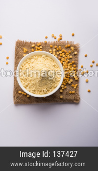 Besan powder, Gram or chickpea flour