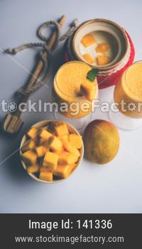 Mango Lassi / mango shake