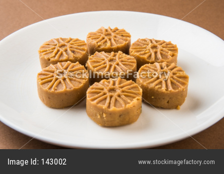 Peda or Pedha sweet food