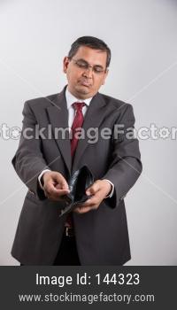 Indian handsome Businessman