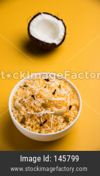 coconut sweet rice