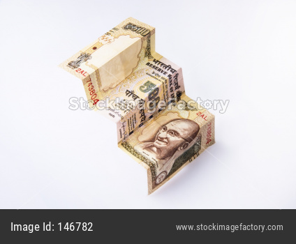 Indian de-monitized 500 rupee Currency note