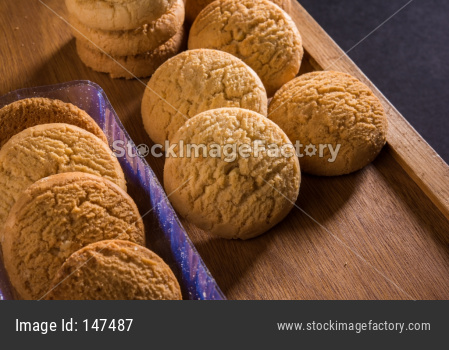 Sweet digestive wheat Biscuits