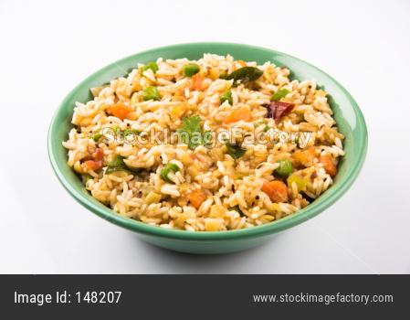 sambar Rice or sambhar rice or khichadi