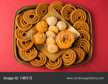 diwali food / snacks