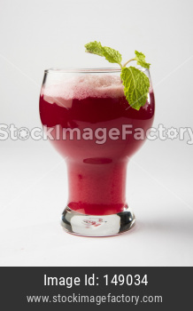 red Beetroot juice