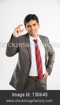Indian young businessman