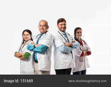 Indian Doctors / medical professionals