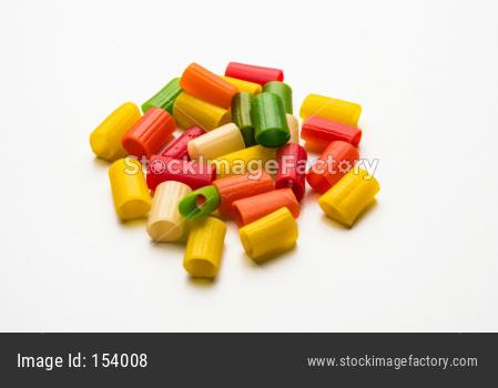 Snack pellets