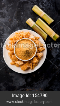Organic Gur or Jggery Powder