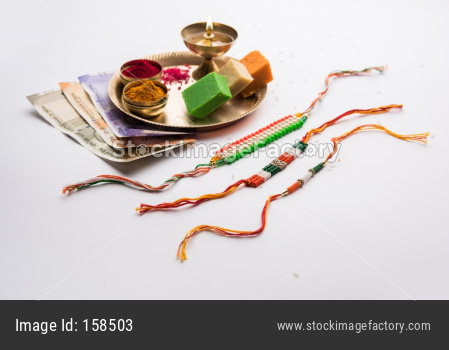 tricolour Rakhi for rakshabandhan and Indian independence day 2019