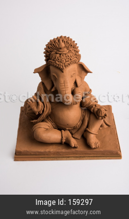 Eco Friendly Ganapati / Ganesha