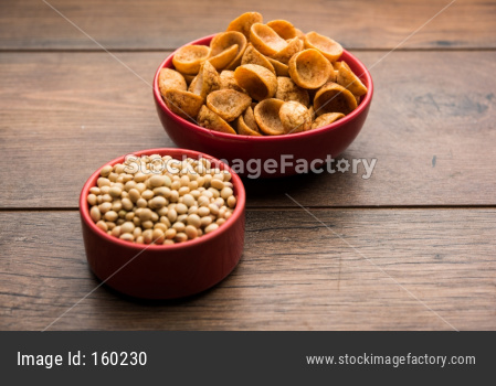 High Protein Soya Katori snacks
