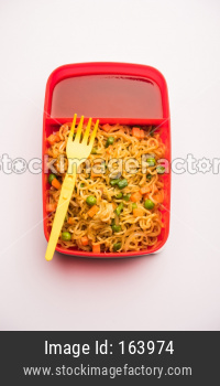 noodles Lunch Box / Tiffin for Indian kids