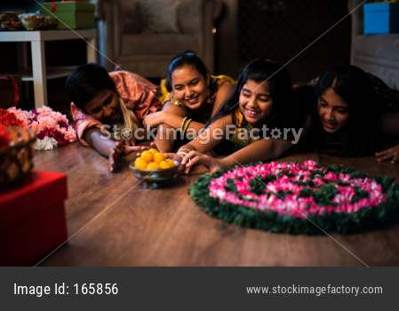 Kids celebrating Bhaidooj  in Diwali or Rakshabandhan / Rakhi Festival